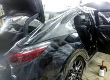 Защитная оклейка Mazda 6 в пленку Oraguard 270/ Студия винилового стайлинга #AUTOVINIL76RU.