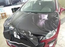 Лошадиный глаз Peugeot 307