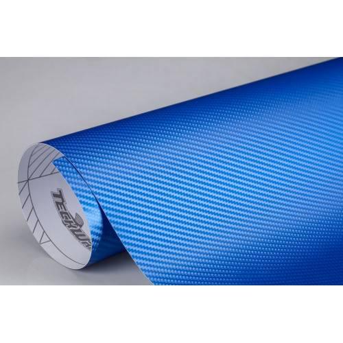 TeckWrap Motion 180 TQ08 ярко-синий карбон 3D